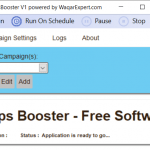 Maps booster free software